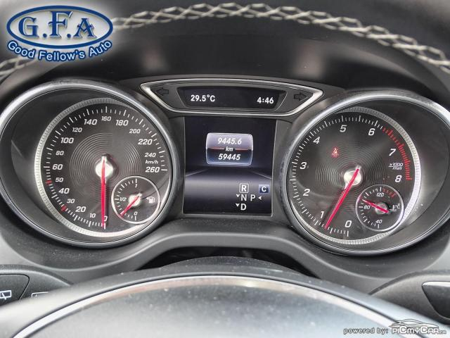 2018 Mercedes-Benz GLA 250 4MATIC, LEATHER SEATS, PAN ROOF, NAVI, BLIND SPOT Photo20