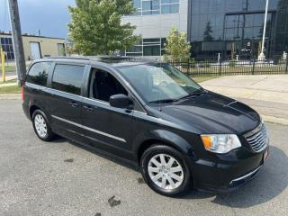 Used 2014 Chrysler Town & Country DVD, 7 Pass, Power Door, Sunroof, Auto for sale in Toronto, ON