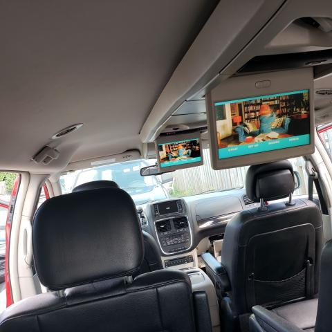 2013 Dodge Grand Caravan Crew Plus