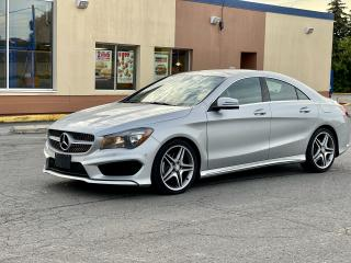 Used 2015 Mercedes-Benz CLA-Class CLA 250 AMG NAVIGATION/PANORAMIC SUNROOF for sale in North York, ON