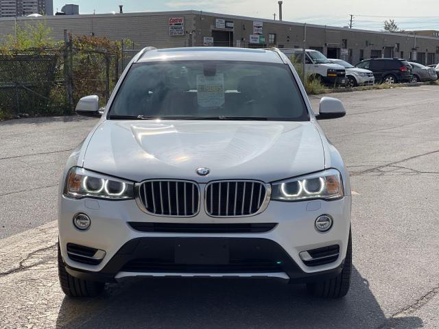 2015 BMW X3 xDrive28d Navigation /Panoramic Sunroof /Camera Photo2