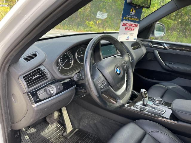 2015 BMW X3 xDrive28d Navigation /Panoramic Sunroof /Camera Photo12