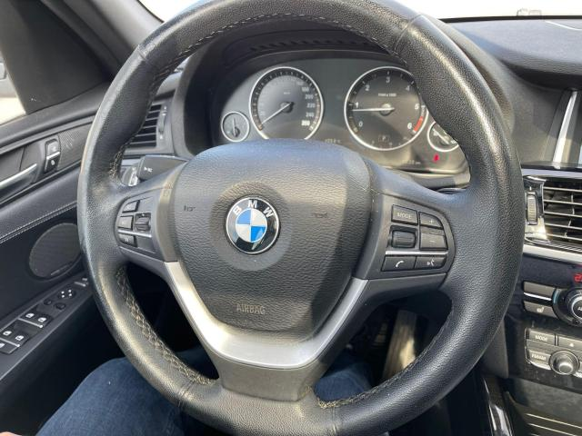 2015 BMW X3 xDrive28d Navigation /Panoramic Sunroof /Camera Photo15