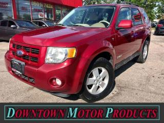 Used 2008 Ford Escape Limited AWD for sale in London, ON
