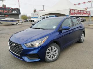 Used 2020 Hyundai Accent Essential w/Comfort Package SAVE ON FUEL!! for sale in Saskatoon, SK