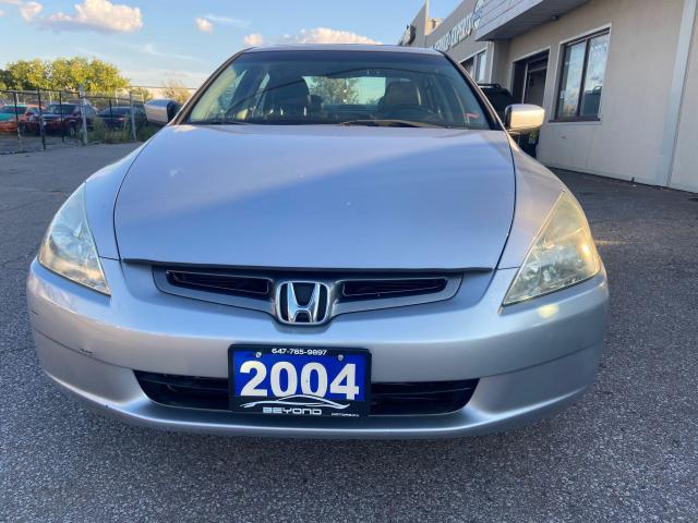 2004 Honda Accord CERTIFIED, 4 SPARE TIRES INCLUDED, ANTI LOCK BRAKE