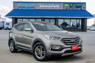 Used 2017 Hyundai Santa Fe Sport 2.4 - Heated Steering - Backup Cam - Sunroof for sale in Guelph, ON