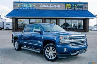 Used 2017 Chevrolet Silverado 1500 High Country - Sunroof - Heated Seats for sale in Guelph, ON