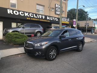 Used 2014 Infiniti QX60 for sale in Scarborough, ON