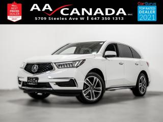 Used 2018 Acura MDX NAVI for sale in North York, ON