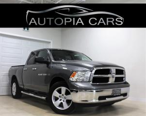 Used 2012 RAM 1500 4WD QUAD CAB 140.5  SLT ACCIDENT FREE HEMI 5.7 for sale in North York, ON