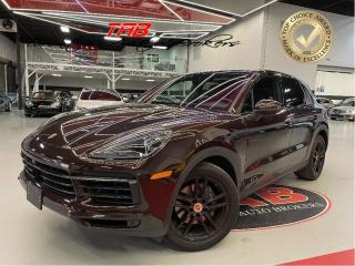 Used 2019 Porsche Cayenne I PANO I 20 IN WHEEL I NAV I 360 CAM I COMING SOON for sale in Vaughan, ON