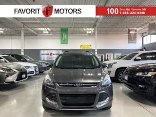 Used 2015 Ford Escape Titanium|4WD|NAV|ECOBOOST|LEATHER|PANOROOF|ALLOYS| for sale in North York, ON