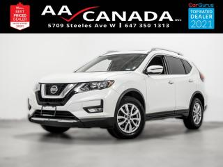 Used 2019 Nissan Rogue SV | PANO ROOF | 360CAM | for sale in North York, ON