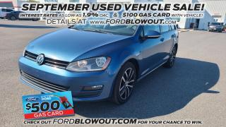 Used 2017 Volkswagen Golf Sportwagen 4dr Auto 1.8 TSI Comfortline FWD for sale in Kingston, ON