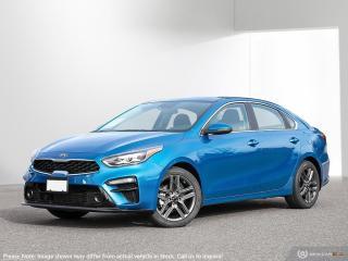 New 2021 Kia Forte Sedan EX+ IVT for sale in Kitchener, ON