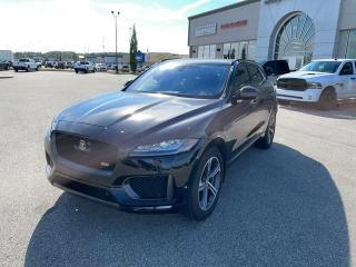 Used 2020 Jaguar F-PACE 30T 300 SPORT,ONE OWNER,CAR FAX CLEAN for sale in Slave Lake, AB