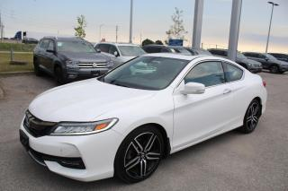 Used 2016 Honda Accord Coupe Touring for sale in Whitby, ON