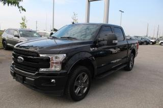Used 2020 Ford F-150 2.7 Ecoboost Lariat for sale in Whitby, ON