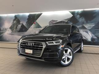 Used 2018 Audi Q5 2.0T Progressiv + LEDs | Pano Roof | Rear Cam for sale in Whitby, ON