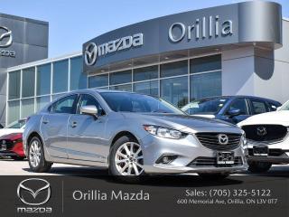 Used 2014 Mazda MAZDA6 6 TOURING for sale in Orillia, ON