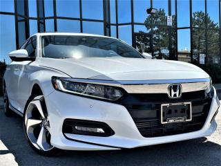Used 2019 Honda Accord Sedan TOURING|SUNROOF|ALLOYS|VENTED MEMORY SEATS|REAR VIEW| for sale in Brampton, ON