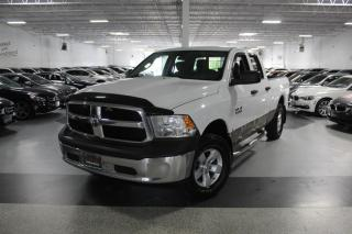 Used 2013 RAM 1500 ST NO ACCIDENTS I CRUISE I POWER OPTIONS I KEYLESS I AS IS for sale in Mississauga, ON
