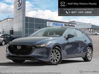 New 2021 Mazda MAZDA3 Sport GS for sale in Thunder Bay, ON