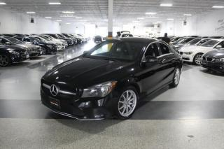 Used 2017 Mercedes-Benz CLA-Class CLA250 4MATIC NO ACCIDENTS I R.CAM I BLIND SPOT I PUSH START for sale in Mississauga, ON