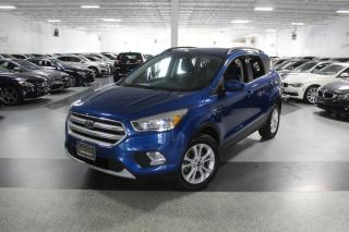 Used 2017 Ford Escape AWD I NO ACCIDENTS I REAR CAMERA I HEATED SEATS for sale in Mississauga, ON