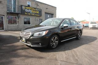 Used 2017 Subaru Legacy Technology SPORT , AWD ,ADAPTIVE CRUISE CONTR, BACKUP CAMERA for sale in Newmarket, ON