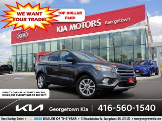 Used 2017 Ford Escape SE | CLN CRFX | BU CAM | HTD SEATS | B/T | ALLOYS for sale in Georgetown, ON