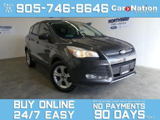 Used 2015 Ford Escape SE   REAR CAM   BLUETOOTH   ALLOYS   OPEN SUNDAYS! for sale in Brantford, ON