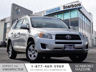 Used 2010 Toyota RAV4 4WD 1 OWNER CLEAN CARFAX for sale in Scarborough, ON