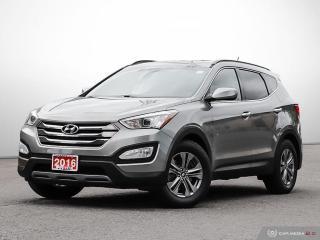 Used 2016 Hyundai Santa Fe SPORT PREMIUM for sale in Ottawa, ON