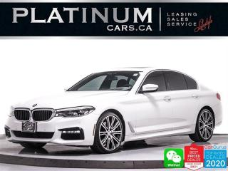 Used 2018 BMW 5 Series 530i xDrive, AWD, MSPORT, 360CAM, SPORT SEATS for sale in Toronto, ON