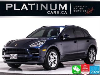 Used 2019 Porsche Macan AWD, 248HP, SPORT CHRONO, KEYLESS, BOSE for sale in Toronto, ON