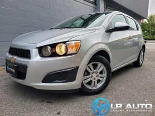 Used 2015 Chevrolet Sonic LT Manual for sale in Richmond, BC