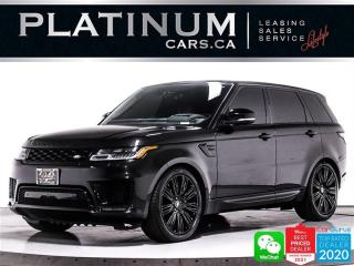 Used 2021 Land Rover Range Rover Sport P525 Autobiography, AWD, 518HP, HUD, PANO, 360CAM for sale in Toronto, ON