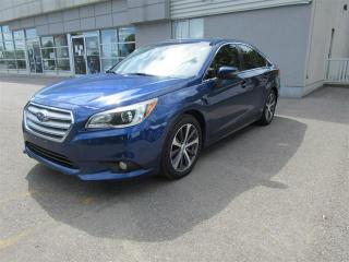 Used 2016 Subaru Legacy 2.5i Limited Package, Navigation, Leather, Sunroof for sale in Mississauga, ON