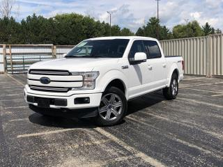 Used 2019 Ford F-150 XLT lariat CREW 4WD for sale in Cayuga, ON