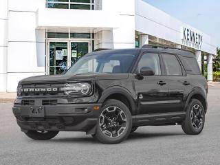 New 2021 Ford Bronco Sport Outer Banks for sale in Oakville, ON