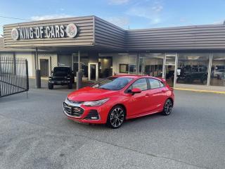 Used 2019 Chevrolet Cruze Premier for sale in Langley, BC
