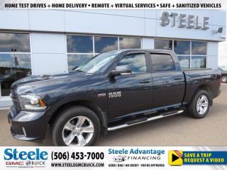 Used 2017 RAM 1500 SPORT for sale in Fredericton, NB
