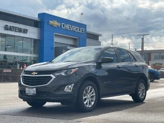 Used 2021 Chevrolet Equinox LS for sale in Brampton, ON
