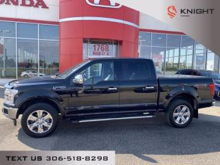 Used 2020 Ford F-150 Lariat for sale in Moose Jaw, SK