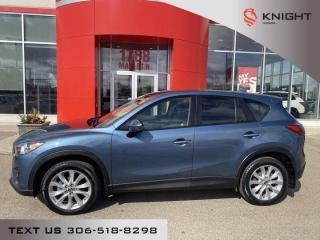 Used 2015 Mazda CX-5 GT l AWD l Local Trade l Back up Cam for sale in Moose Jaw, SK