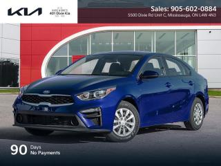 New 2021 Kia Forte LX for sale in Mississauga, ON