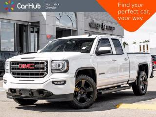 Used 2016 GMC Sierra 1500 4WD Double Cab 143.5'' Trailer Braking Controls Smartphone Connection for sale in Thornhill, ON