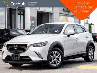 Used 2016 Mazda CX-3 GS AWD Heated Seats Sunroof Backup Camera Bluetooth Cruise Control for sale in Thornhill, ON